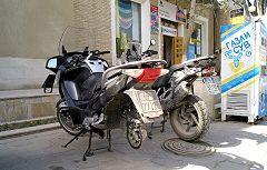 Bukhara: moto