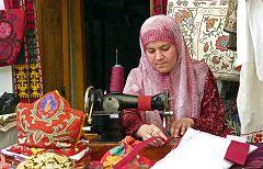 Bukhara: persone