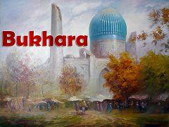 Bukhara: inizio proiezione