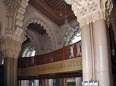 Casablanca: moschea