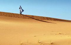 Chinguetti: dune
