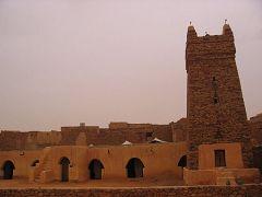 La moschea di Chinguetti