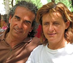 Claudio e Carlina