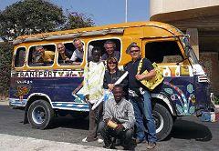 Dakar: bus