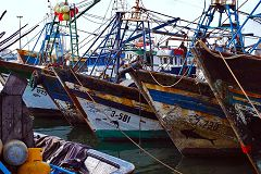 Dakhla: porto