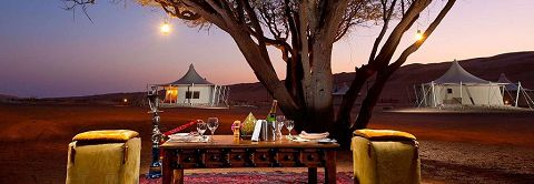 Desert Nights Camp (Wahiba Sands)