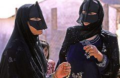 Donne in abaya