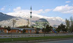 Erzincan: moschea