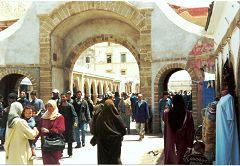 Essaouira: medina