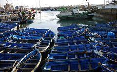Essaouira: porto