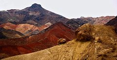 Garmsar: deserto