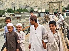 Il ponte di Gilgit