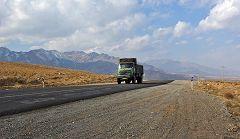 Kankhom: autostrada