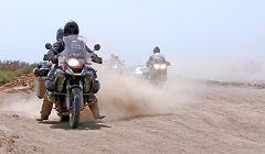 Karakum: nella polvere del deserto