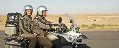 Karakum: in moto