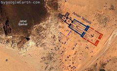 Tempio di Amon al Jebel Barkal