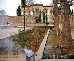 Shazdeh Garden (Mahan)