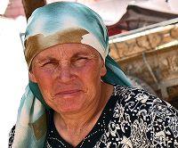 Kashgar: bazar