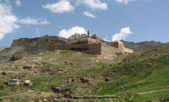 Dogubeyazit: palazzo Ishak Pasha