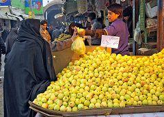 Kerman: bazar