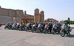 Partenza da Khiva