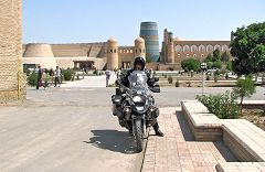 Khiva: ingresso