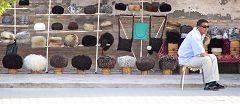 Khiva: cappelli