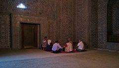 Khiva: interno moschea