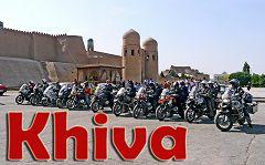 Khiva: inizio proiezione