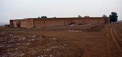 Maranjab: caravanserraglio