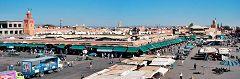 Marrakech: Jemaa el Fnaa