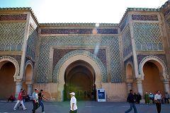 Meknes: moschea