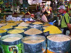 Taroudant: mercato