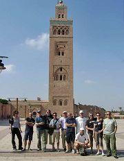 Marrakech: moschea