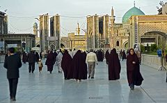 Mashhad: mausoleo Imam Reza