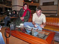 Mashhad: hotel Pars