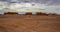 Merzouga: deserto