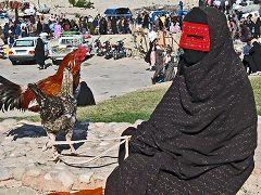 Minab: donne al mercato