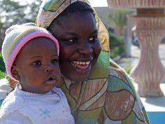 Nouadhibou: mamma