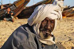 Nouakchott: gente