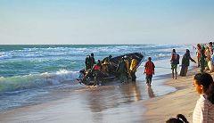 Nouakchott: pesca
