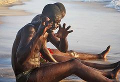 Nouakchott: pescatori