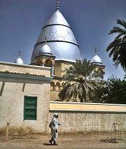 La tomba del Mahdi in Omdurman