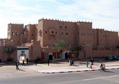 Ouarzazate: Casbah Taourirt