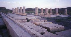Pasargade: sala delle udienze
