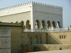 Rabat: Mausoleo di Mohammed V
