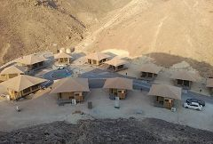 Ras Al Jinz Turtle Reserve Eco Lodge