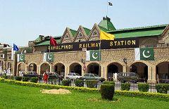 Stazione di Rawalpindi
