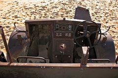 Un camion della Seconda Guerra Mondiale