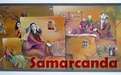 Samarcanda: inizio proiezione